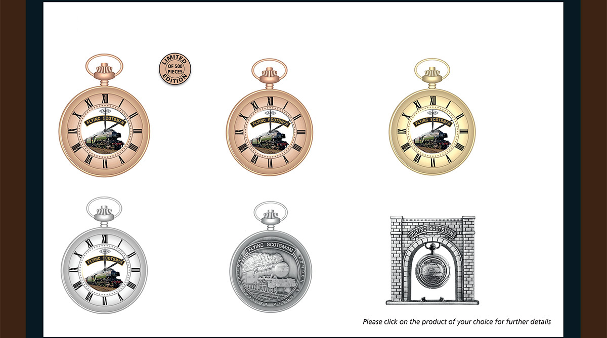 Historic Times Product Range